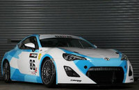 New Toyota GT86 Racer ready for testing