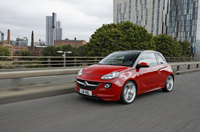 Vauxhall reveals ADAM at Westfield Stratford City