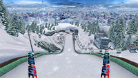 Ski Jumping Pro soars onto the App Store