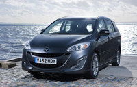 Enhanced Mazda5 Venture models on sale now
