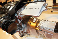 Caterham prepares Europe's most powerful Seven yet