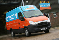 Growth sees Dyson Energy Services expand with new Iveco Dailys