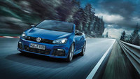 First details of the Volkswagen Golf R Cabriolet revealed