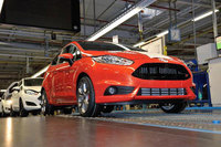 Ford begins production of new Fiesta ST