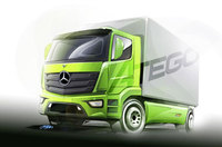 The new Mercedes-Benz Atego