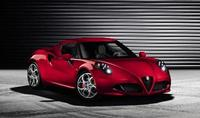 Alfa Romeo 4C to debut at Geneva Motor Show