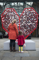 Make your everlasting mark in London this Valentine's Day