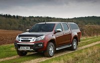 Accessory packs boost value of hard-working Isuzu D-MAX pick-up