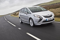 Zafira Tourer gets efficient new diesel engine