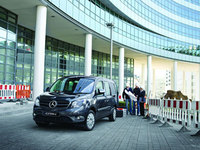 ARF leads the way with all-new Mercedes-Benz Citan