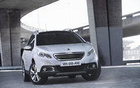 Peugeot 2008 to premiere at Geneva Motor Show