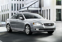 The new Volvo S80, V70 and XC70: Sophistication on a new level
