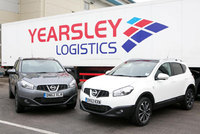 Yearsley Group buys 21 Qashqais to boost its frozen food sales