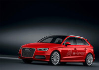 New 188 mpg Audi A3 e-tron motors into Geneva