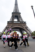 The Paris Marathon - a big challenge in a beautiful city