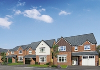 Show home opening in Nantwich