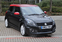 Swift Sport SZ-R: on sale from Friday 1st March