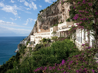 Luxury offer in former convent on the Amalfi Coast