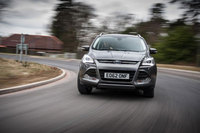 Early orders for Ford Kuga mark launch success for latest SUV