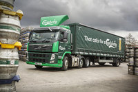 Dual-role Volvos improve productivity and cut costs at Carlsberg