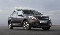 Peugeot 2008: Peugeot's modern and stylish urban crossover