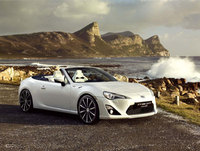 World debut for Toyota FT-86 Open concept