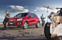 Chevrolet Trax prices start from £15,495