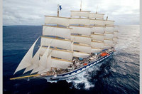 Star Clippers refurbishes two ships