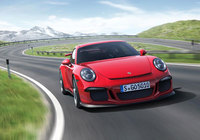 New Porsche 911 GT3 unveiled in Geneva