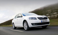 Skoda Octavia: Five stars from Euro NCAP