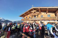 SkiWelt Party Weeks kick off with free ski guiding