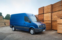 30 Volkswagen Crafter van fleet order for Scottish Council