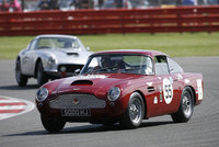 Aston Martin celebrates 100 years at 2013 Silverstone Classic