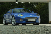 Tracker locates stolen Aston Martin in 20 minutes