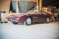 Maserati barn find is a barnstormer