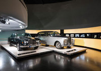 First ever Rolls-Royce exhibition opens at BMW Museum in Munich