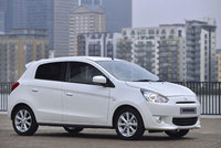 It's not an illusion - It's the all-new Mitsubishi Mirage