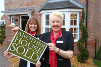 Sales success for Redrow in Easingwold
