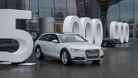 Audi gets to grips with its five millionth quattro model