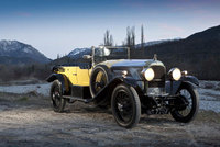 Britain's first 100mph car celebrates centenary