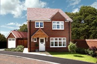 Early bird buyers snap up new homes near Preston