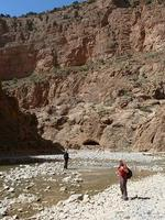 White River Canyon Trek in the Atlas Mountains of Morocco