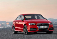 Audi A3 and S3 saloons strike out in a new direction