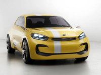 Kia CUB springs a surprise at Seoul Motor Show