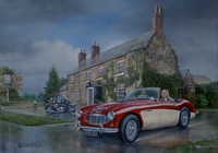 HMC to host exhibition from the Guild of Motoring Artists