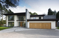 Cheshire 'eco mansion' finalist in NW Building Excellence Awards