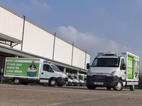 Check out ASDA's new Iveco Daily home delivery fleet