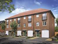 Two Taylor Wimpey show homes are coming soon at Meadow View