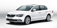Comprehensive facelift for Skoda's flagship model: the new Skoda Superb