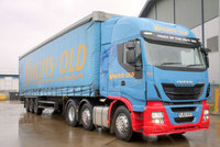 Knights of Old first in line for new Stralis Hi-Way